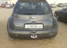 Nissan Micra car for sale 2007 in Tripoli city