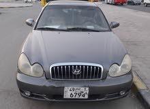 للبيع هونداىسوناتا 2003