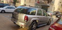 Silver Chevrolet Blazer 2005 for sale