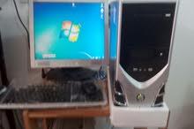 كمبيوتر مكتبي كور اي 5 جيل ثالث كيس بس او كامل