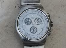 ساعة سواتش يدوية للبيع
