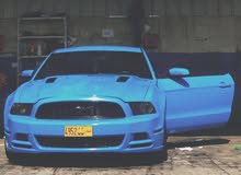 For sale 2010 Blue Mustang