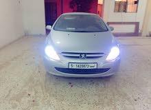 Peugeot 307 in Tripoli