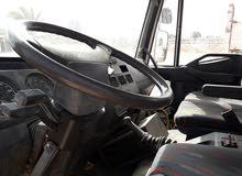 شاحنه افيكو كارقوا 100E18  عليها قروا 3.5 طن