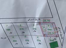 ارضي للبيع في منطقه عمبسه