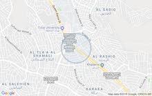 ارض 1080م للبيع في ضاحية الرشيد حي بركه خلف منظمة الغذاء