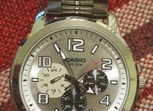 ساعة كاسيو
