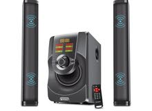 Audionic TWIN BAR TB-3 Home Theater LED TV Speakers