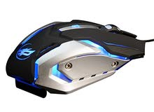 WAR WOLF 2400 DPI GAMING MOUSE