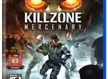 للبدل Killzone Mercenary ps vita