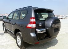 TOYOTA PRADO GCC V6 FULL OPTION VXR