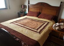 سرير مجوز مع بيرو بدون خزانة  للبيع