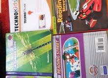 كتب عالمية مستعملة
