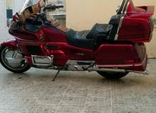 دراجة كلاسيك  هوندا قولد وينج بحالة جيدة