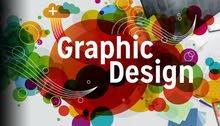 مصممة جرافيك ورسامة