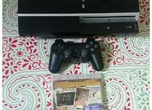for sale ps3 console jailbraked include games inside