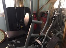 أجهزة رياضية (كمال أجسام) للبيع اليمن تعز