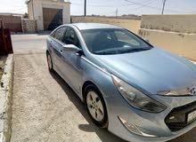 New Hyundai Sonata 2011