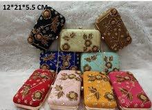 Ethnic indian designer hand bags.