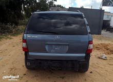 Automatic Blue Mercedes Benz 2003 for sale