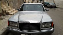 Used condition Mercedes Benz C 280 1984 with 0 km mileage