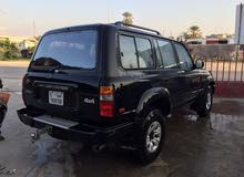 Used Toyota Land Cruiser for sale in Tripoli