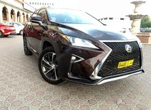 Lexus RX350 beautiful and new 2016
