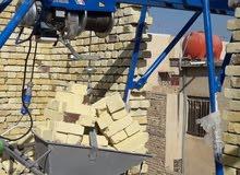 تصعيد مواد البناء بلونج الكهربائي في جميع انحاء البصره