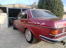 Mercedes Benz C 200 car for sale 1976 in Amman city