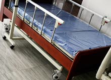 سرير طبي كهربائي موتور ضمان سنتين والشحن والتركيب مجانا التواصل واتس اب 33483647