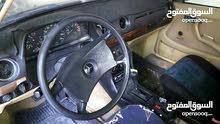 قطع مرسيدس لف للبيع موديل 82 بداعي شطب السياره