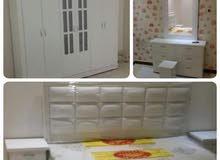 غرف نوم جديده ب1800ريال شامله التوصيل والتركيب