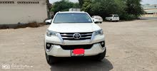 TOYOTA FORTUNER 2017 IN EXCELLENT CONDITION