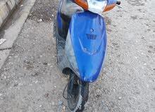 Suzuki motorbike made in 2016