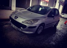 Automatic Silver Peugeot 2007 for sale