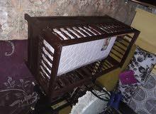 سرير للاطفال بلمطلة ديلو