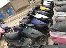 دراجات ناريه للبيع فراشه اكزز 9ثقوب الكرنه مقابل القائم مقام