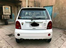 Automatic White Chery 2012 for sale