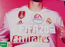 مطلوب لعبة فيفا 20 PS4 النسخة العربية بسعر معقول