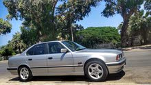 BMW 525 شناف