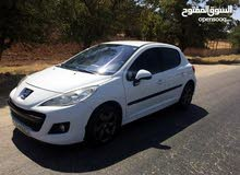 Automatic Peugeot 207 for sale