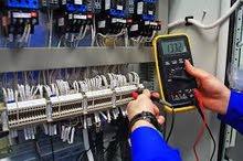 صيانة كهرباء صناعية وأنظمة تحكم