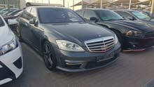 2011 Mercedes S65 AMG  gulf specs Full options