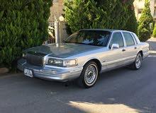 Lincoln 1996 لينكولن تاون كار