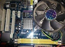 كيس كمبيوتر ( رقم 3) بحالة ممتازة ومواصفات سريعة