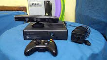Xbox360 250 gb craked HDD&CD+kinect