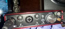focusrite scarlett 2i2 2nd gen for sale only unboxed