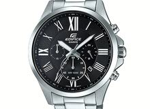 Casio Edifice Chronograph 100M Stopwatch Sport Watch
