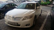 للبيع سيارة كامرى GLX موديل 2011