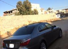 Grey BMW 520 2010 for sale